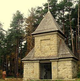 Cmentarz wojenny nr 14 w Cieklinie
