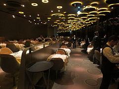 Le ciel de paris restaurant wikip dia - Restaurant la tour montparnasse ...