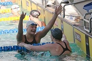 Cierra Runge American swimmer