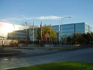 Headquarters of Citgo in the Energy Corridor