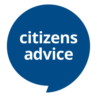 Citizens Advice - The English language Citizens Advice logo following a rebrand in 2015