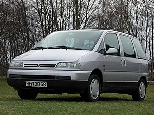 Eurovans - Citroën Evasion