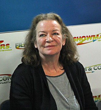 Clare Higgins - Clare Higgins in 2016