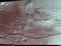 Claritas Fossae in 3 D ESA220455.tiff