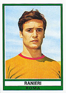 Claudio Ranieri la AS Roma, 1973