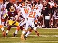 Cleveland Browns vs. Washington Redskins (19961554743).jpg