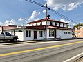 Cliff Gosney's Super Service Station and Tourist Hotel Building, Main Street, Alexandria, KY (50226435948).jpg