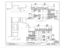 Clifford Miller House, State Route 23, Claverack, Columbia County, NY HABS NY,11-CLAV,2- (sheet 5 of 14).png