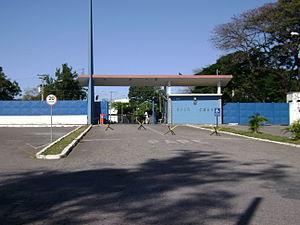 Entrada do Colégio Militar de Belo Horizonte. O Sistema Colégio Militar do  Brasil ... 7a57424a141