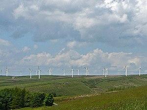 Coal Clough Wind Farm - Coal Clough Wind Farm