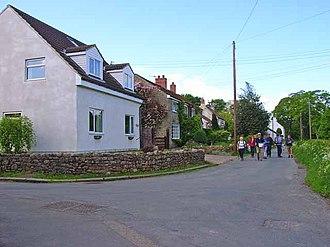 Colburn, North Yorkshire - The Coast to Coast Walk passes through old Colburn