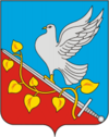 Coat of Arms of Pachelmsky rayon (Penza oblast).png