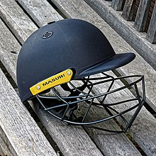 Masuri Group Original Series MKII cricket hjelm