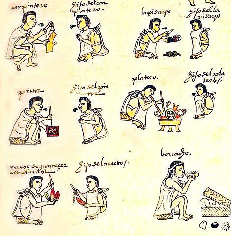 File codex mendoza folio 70r wikimedia commons for Espejo 70 mendoza