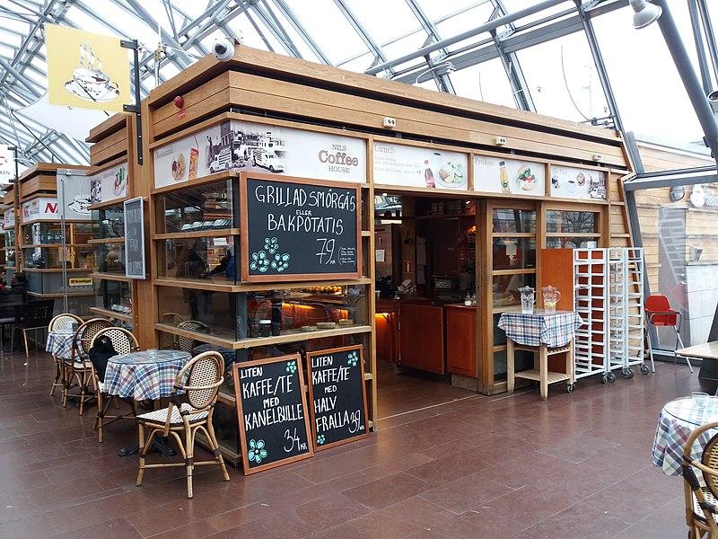 Date cafe göteborg
