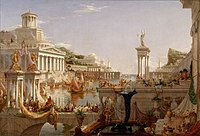 Cole Thomas The Consummation The Course of the Empire 1836.jpg