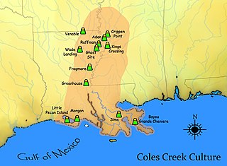Coles Creek culture Late Woodland archaeological culture in Lower Mississippi valley, United States