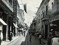 Collectie Nationaal Museum van Wereldculturen TM-60061930 Hoofdstraat van San Juan Puerto Rico fotograaf niet bekend.jpg