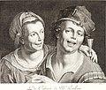 Collection de cent-vingt estampes, gravée d'après les tableaux and dessins qui composoient le cabinet de m. Poullain précédée d'un abrégé historique de la vie des auteurs qui la composent Cette suite (14592252357).jpg