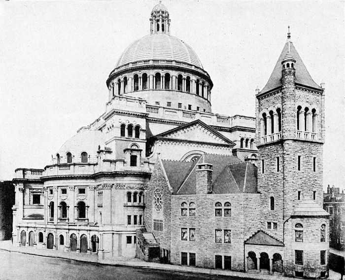 Collier's 1921 Christian Science - Church at Boston.jpg