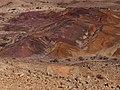 Colored Sand, Large Maktesh, Negev, Israel חולות צבעוניים, מכתש הגדול, הנגב - panoramio.jpg
