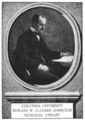 Columbia University Edward W. Scudder Johnston Collection bookplate.png