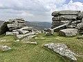 Combestone Tor, Dartmoor (34331632361).jpg