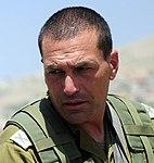 Commander of the 36th Armored Division, Brig. Gen. Eyal Zamir, June 2011 (cropped).jpg