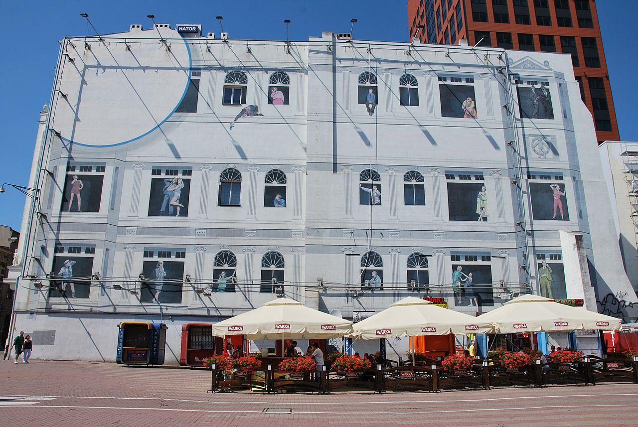 File commercial mural d 152 piotrkowska for Commercial mural