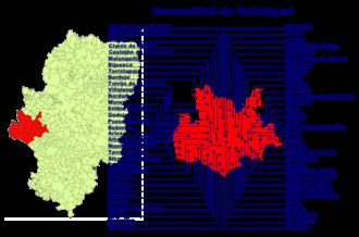 Comunidad de Calatayud - Image: Comunidad de Calatayud
