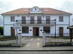 Boqueixón - Image: Concello de Boqueixón