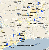 Connecticut Nike Missile Sites