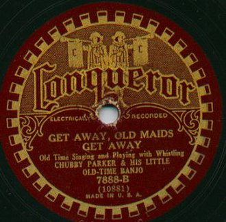 Conqueror Records - Label of Conqueror Record