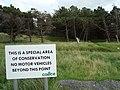 Conservation at Murvagh - geograph.org.uk - 932674.jpg