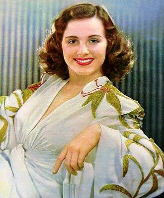 Constance Moore - Moore in 1941