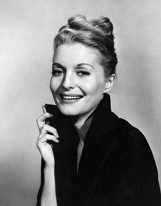 Constance Towers - Towers in January 1963