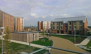 University of York - Constantine College is the newest college and was founded in 2014.