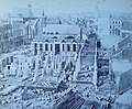 Construction site of the Royal Conservatory in Brussels, c. 1873.jpg