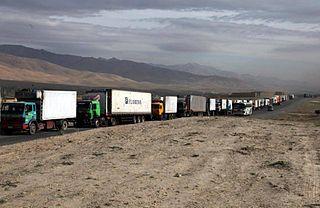 Highway 1 (Afghanistan) Road in Afghanistan
