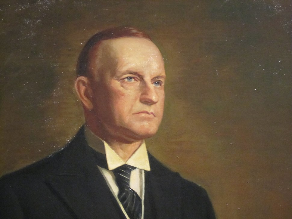 Coolidge at National Portrait Gallery IMG 4494