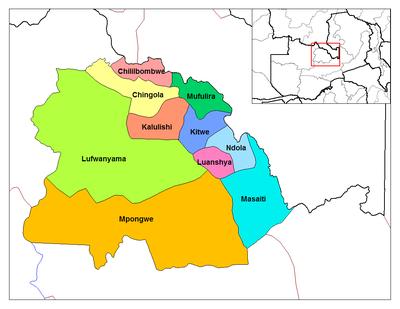 Copperbelt (Provinz) – Wikipedia