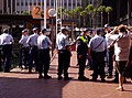 Cops circular quay.JPG
