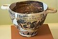 Corinthian skyphos, Paros, AM Paros, 144007.jpg