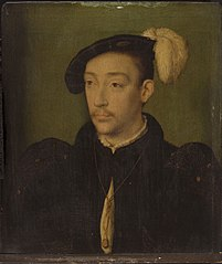 Portrait of the Dauphin Francis, Son of Francis I