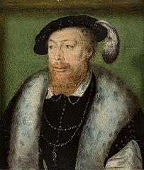 Portrait of Robert de la Marck, 4th Duke of Bouillon