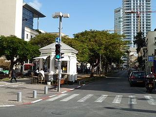 Rothschild Boulevard trip planner