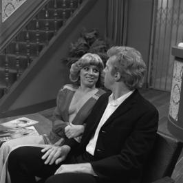 Van Gorp als Suzanne in Hotel de Botel (1976)