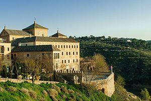 Convento de San Gil, Toledo - Convento de San Gil