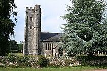 Cotleigh, St Michael's church - geograph.org.uk - 193088.jpg