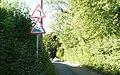 Cotman's Ash Lane - Steep Hill 14^ - geograph.org.uk - 1479230.jpg